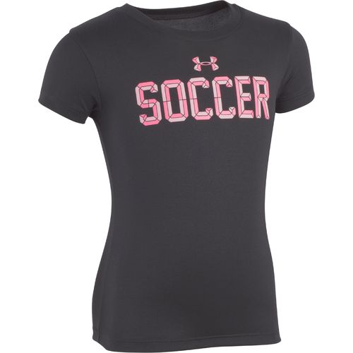 Under Armour Girls' Soccer Quarterly T-shirt