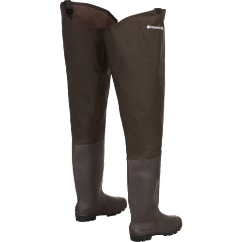 Compass 360 Men's Windward PVC Cleated Hip Boots - view number 2
