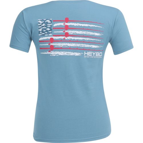 Heybo Men's USA Flag T-shirt - view number 1