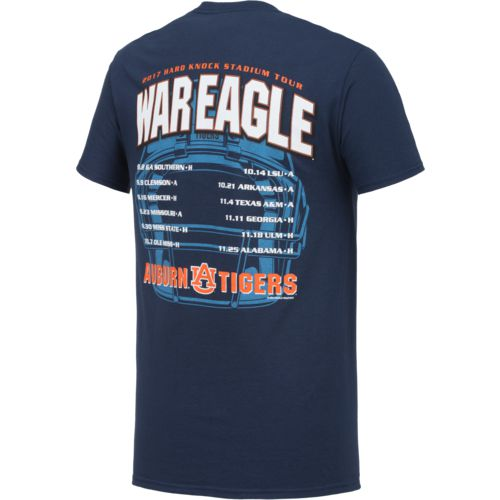New World Graphics Men's Auburn University Football Schedule '17 T-shirt - view number 2