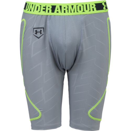 Under Armour Boys' Break Thru Slider and Cup Combo