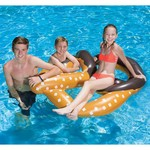 Poolmaster Chocolate-Dipped Pretzel Pool Float - view number 2
