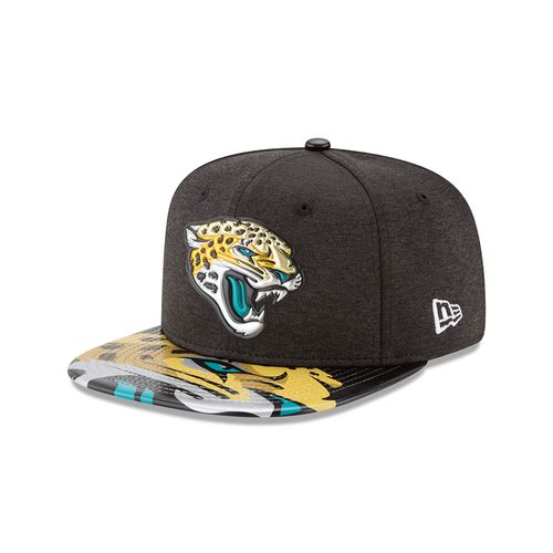 New Era Men's Jacksonville Jaguars 9FIFTY® NFL17 On Stage Cap