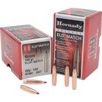 Hornady ELD Match 6mm .243 108-Grain Rifle Bullets - view number 1