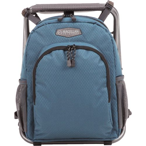 Display product reviews for Magellan Outdoors 3-in-1 Backpack Cooler Chair