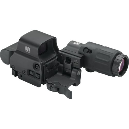 EOTech Holographic Hybrid Sight I™ EXPS3-4 with G33.STS Magnifier - view number 3
