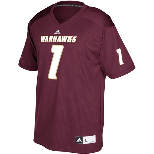 adidas Men's University of Louisiana at Monroe Replica Football Jersey