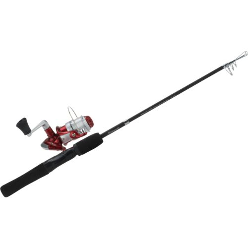 Shakespeare 4 39 6 l telescopic spinning rod and reel combo for Academy fishing poles