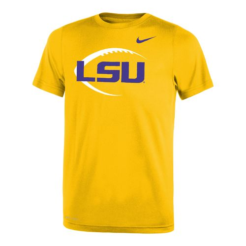 Nike™ Boys' Louisiana State University Legend Icon T-shirt