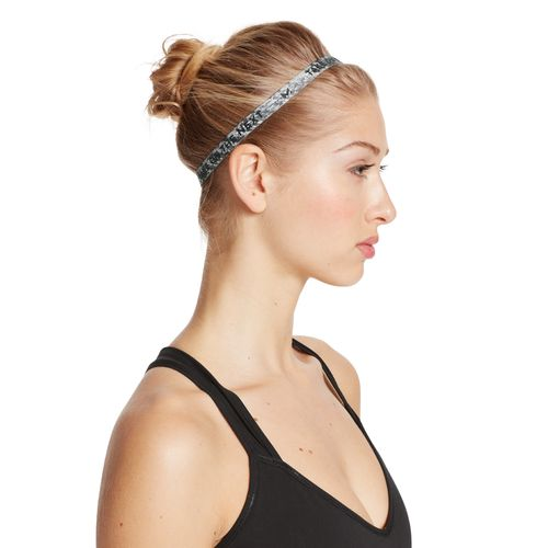 MISSION Women's VaporActive Thin Grip Headband 3-Pack