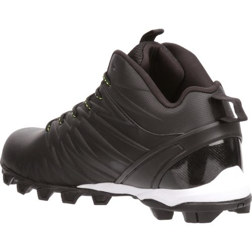 Rawlings Men's Rumble Mid Football Cleats - view number 1