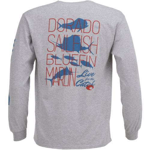 Costa Del Mar Men's Offshore Long Sleeve T-shirt