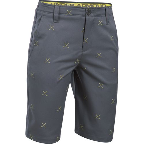 Under Armour Boys' Match Play Printed Short