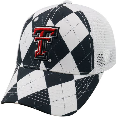 Top of the World Men's Texas Tech University Get Loud Cap
