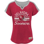 Gen2 Girls' University of Oklahoma Tribute Football T-shirt - view number 1