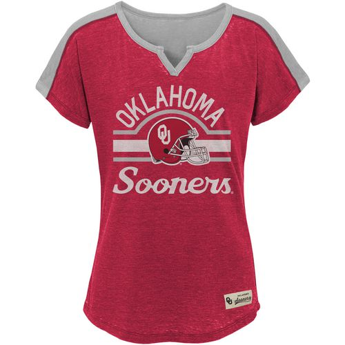 Gen2 Girls' University of Oklahoma Tribute Football T-shirt