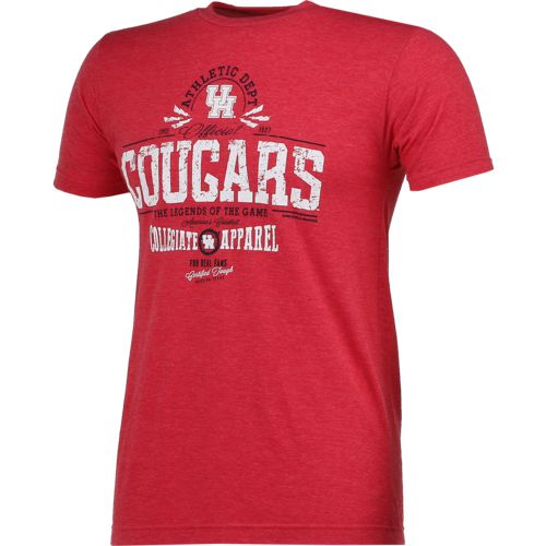 New World Graphics Men's University of Houston Legends of the Game T-shirt - view number 3