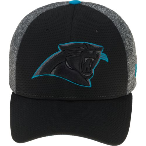 New Era Men's Carolina Panthers Fierce Fill 39THIRTY Cap