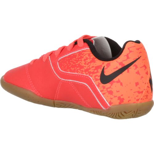 Display product reviews for Nike Boys' Bombax Indoor Soccer Shoes