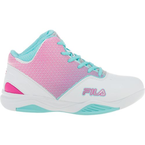 Display product reviews for Fila™ Girls' Sixth Man Basketball Shoes