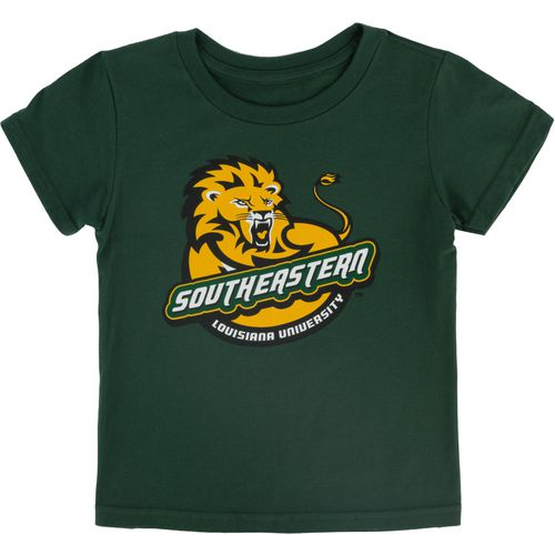 Gen2 Toddlers' Southeastern Louisiana University Primary Logo Short Sleeve T-shirt