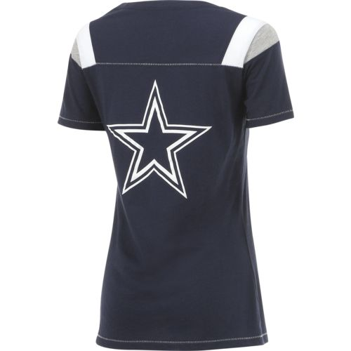 Dallas Cowboys Women's Rayna T-shirt - view number 2