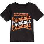 Gen2 Toddlers' Oklahoma State University Watermarked T-shirt - view number 1