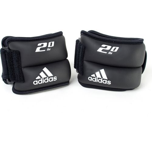 adidas 2 lb Ankle/Wrist Weights 2-Pack