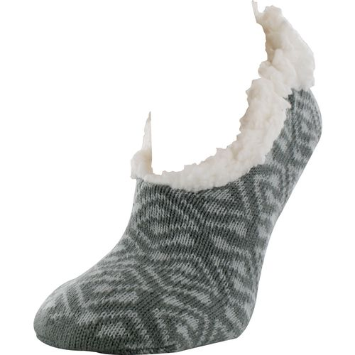 Sof Sole Fireside Tile Work Slipper Socks