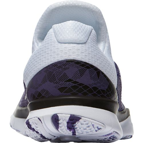 Nike Men's Texas Christian University Free Trainer V7 Week Zero Training Shoes - view number 4