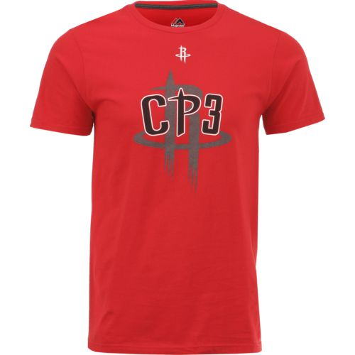 Majestic Men's Houston Rockets Chris Paul Notorious T-shirt