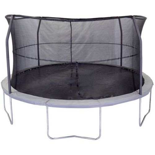 Jumpking 15 ft Round Trampoline and Enclosure System
