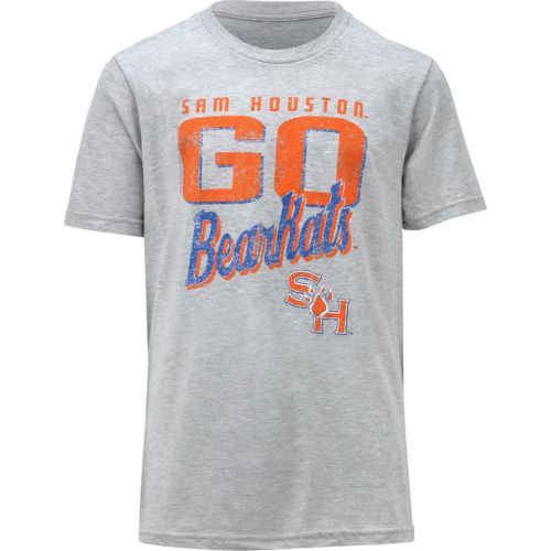 Gen2 Boys' Sam Houston State University Rally Antheme T-shirt