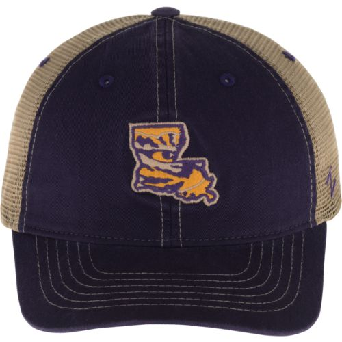 Zephyr Men's Louisiana State University Turnpike State Cap