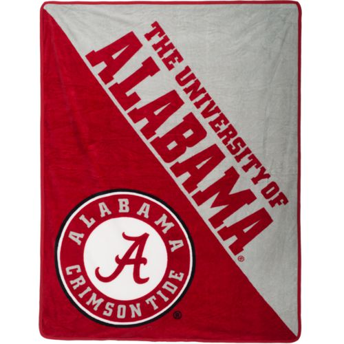 The Northwest Company University of Alabama Halftone Micro Raschel Throw