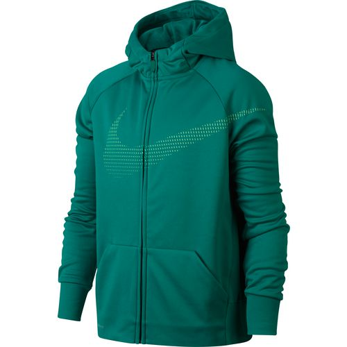 Nike Therma Boys' Training Full Zip Hoodie