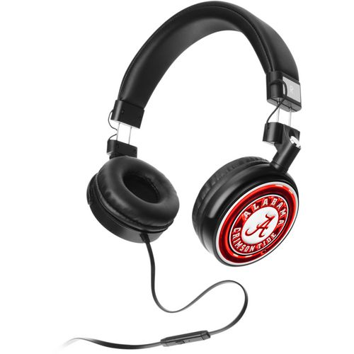 Mizco University of Alabama 4D Logo Headphones
