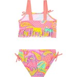 O'Rageous Girls' Summertime Blues 2-Piece Bikini - view number 2