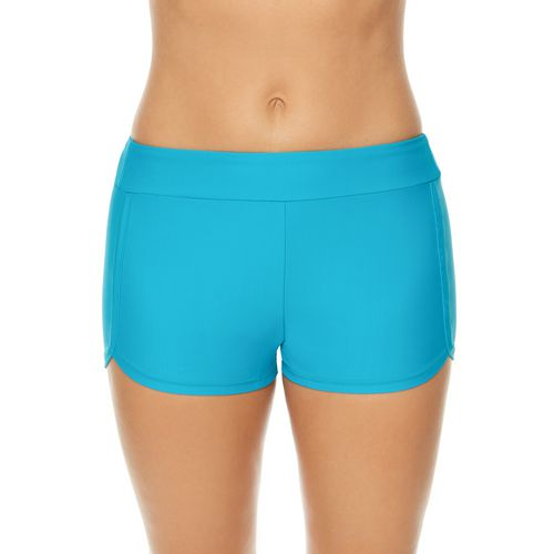 BCG Women's Solids Swim Shorts