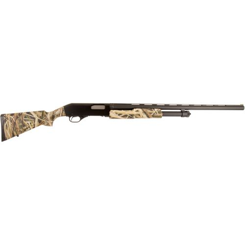 Savage Arms 320 Field Compact Mossy Oak Shadow Grass Blades 12 Gauge Pump-Action Shotgun - view number 1