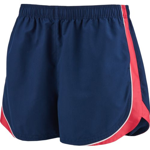 BCG Women's Plus Size Woven Athletic Shorts - view number 3