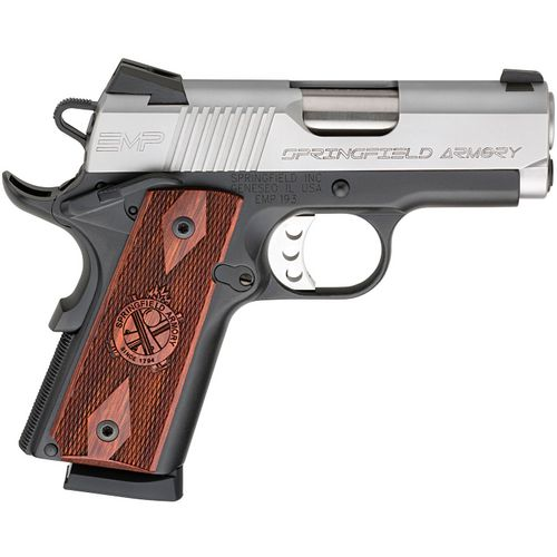 Springfield Armory 1911 EMP Compact 9mm Luger Pistol