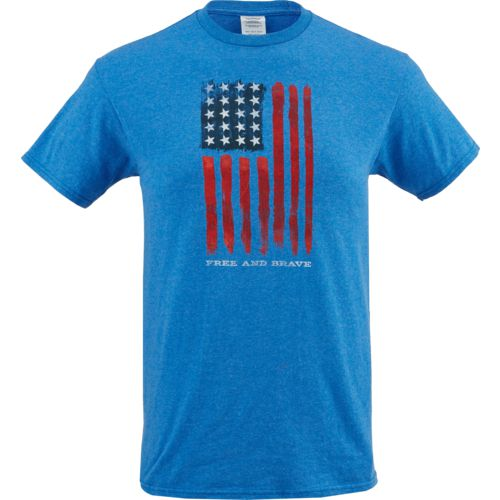 Academy Sports + Outdoors Men's Free and Brave T-shirt