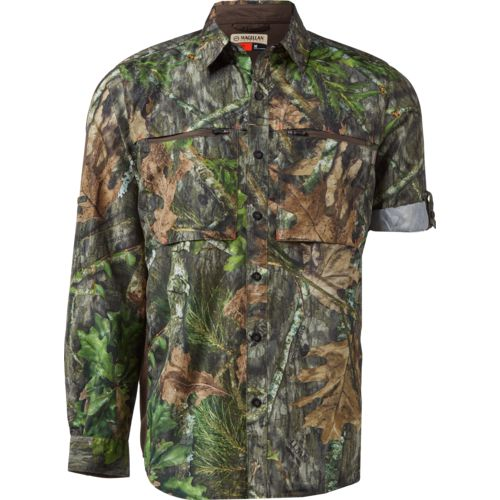 Magellan Outdoors Men's Eagle Pass Deluxe Shirt - view number 1