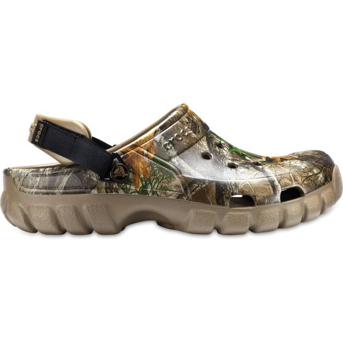 Crocs Men's Offroad Sport Realtree Edge Clogs