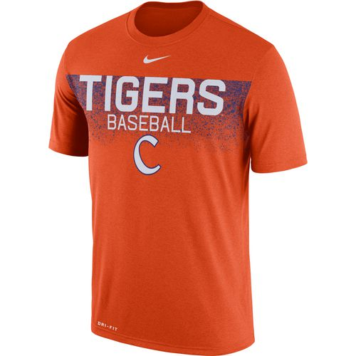 Nike Men's Clemson University Baseball Legend Team Issue T-shirt