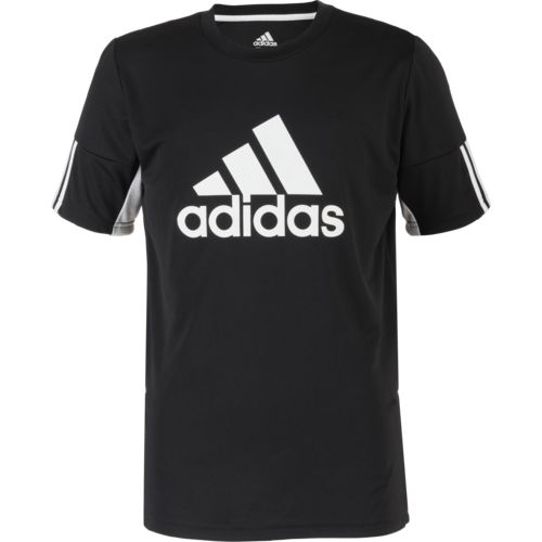 Display product reviews for adidas Boys' climacool Condition Training T-shirt