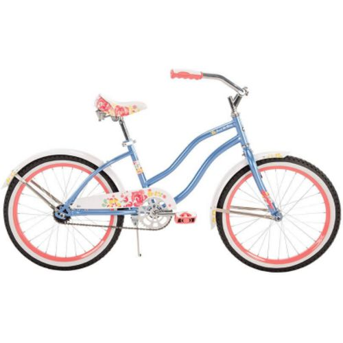 Huffy Girls' Good Vibrations 20 in Cruiser Bicycle