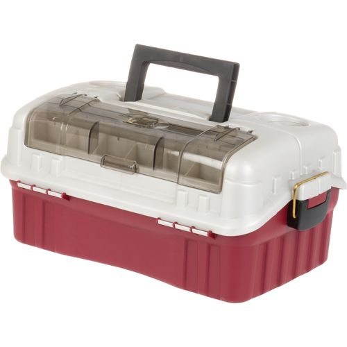Display product reviews for Plano® FlipSider® 3-Tray Tackle Box