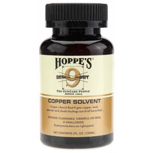 Hoppe's 5 oz. Bench Rest 9 Copper Solvent